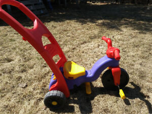 Tricycle 3 en 1 Fisherprice