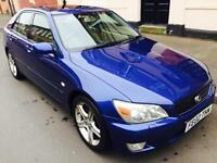 2002 LEXUS IS200 2.0 SE [ TO CLEAR £875 ] LONG MOT..1 OWNER..LOOKS+DRIVES GOOD