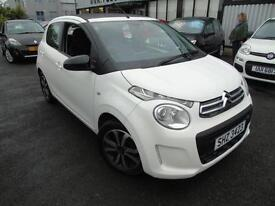 2014 Citroen C1 1.0 VTi Airscape Feel - White - LOW MILEAGE!!
