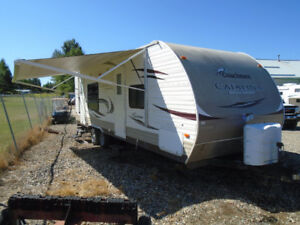 2012 Coachmen Catalina 25RKS Ready and priced to go!!!!!
