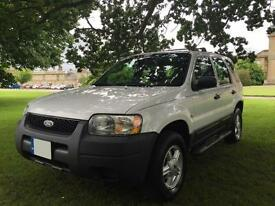 """SOLD"" 2003 LHD Ford Escape 3.0 Automatic Petrol A/C Left Hand Drive UK REG"