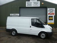 Ford Transit 2.2TDCi Duratorq ( 85PS ) Direct ex Council with only 53k miles