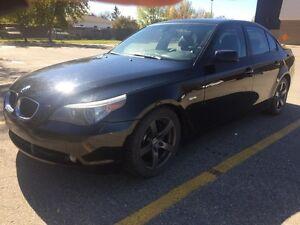 2004 BMW 545i 145xxxkm all fresh fluids QUICK SALE! Moose Jaw Regina Area image 4