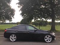 2012 12 BMW 3 SERIES 2.0 320I SPORT 4D AUTO 181 BHP