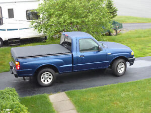 SOLD...Folding Tonneau Cover to fit Ford Ranger OR Mazda pick-up