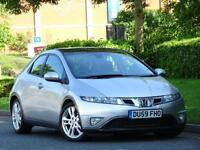 Honda Civic 2.2i-CTDi 2009MY EX..PANORAMIC ROOF + HEATED LEATHER