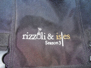 Rizzoli & Isles Season 3 Laptop Bag