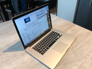 Fully Maxed Out 2013 Retina Macbook Pro 15 inch