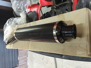 T2200715 Triumph / motorcycle exhaust pipe - Brand new!