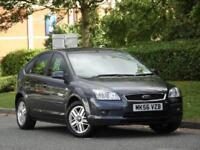 Ford Focus 1.6 2007 Ghia +1 OWNER +12 FORD SERVICE STAMPS +12M MOT +2 KEYS