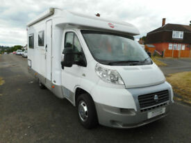 Burstner Marano T595, 2007 (57), one owner, meticulously maintained, in Chepstow
