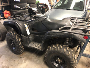 2016 YAMAHA GRIZZLY 700 low kms!! GREAT DEAL!!