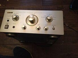 Teac a-h500i amp