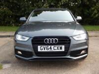 Audi A4 Avant 2.0 Tdi S Line Black Edition