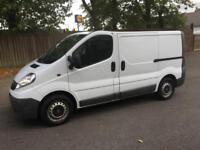 Vauxhall Vivaro 2.0CDTi ( 115ps ) ( EU V ) 2012MY 2700 EcoFLEX SWB