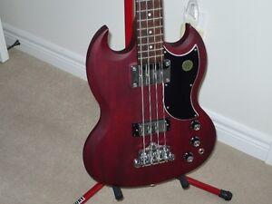 Gibson 120th Anniversary SG Bass New