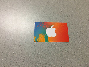 iTunes Gift Card Value 25.00