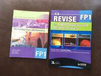AS Further Pure Mathematics Textbooks