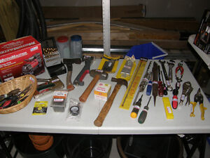 Assorted tools Belleville Belleville Area image 1
