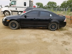 06 fusion 5 speed stick Not Safetied $1750 OBO