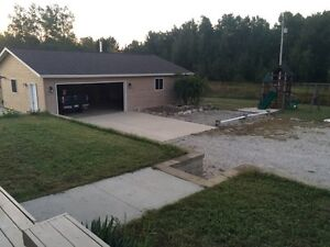 home for sale on 3 acres in the heart of lower Michigan. Kawartha Lakes Peterborough Area image 4