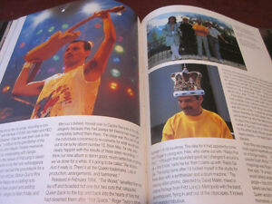QUEEN 1973 - 1986 - 1st Ed. Hrd Cvr Out of Print since 1995 RARE Kitchener / Waterloo Kitchener Area image 3