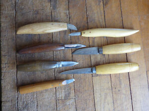 Wood carving knives and gouges Kingston Kingston Area image 1
