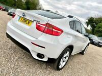 2009 BMW X6 3.0 30d xDrive Auto Coupe Diesel Automatic