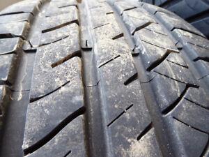 "WHEELS - 18"" Alloy w/Tires"
