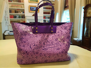 Authentic Louis Vuitton Cosmic Blossom tote