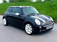 """2004 MINI 1.6 COOPER   ONLY 41000 MILES   UNION JACK ROOF   17"""" ALLOY WHEELS"""