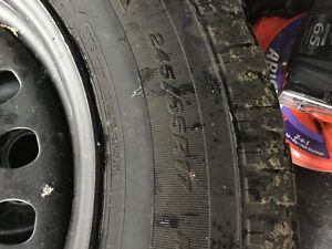 Tires with rims Strathcona County Edmonton Area image 2