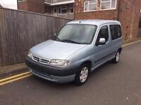 2002 Citroen Berlingo 2.0 HDi Multispace Forte LHD LEFT HAND DRIVE