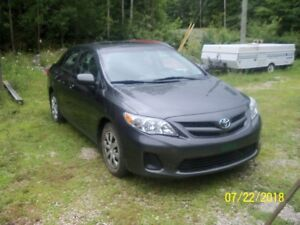 2013 Toyota Corolla CE Sedan....REDUCED!!!!!!!