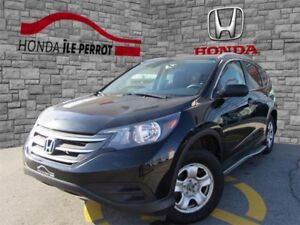 Honda CR-V LX CAMERA DE RECULE 2014