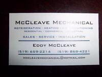 McCLEAVE MECHANICAL HVACR