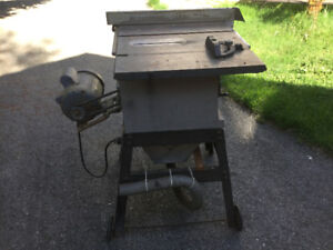 Used Table saw. Rockwell\ Beaver
