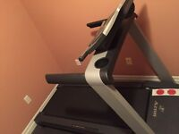 Great Condition Treadmill With Floor Mats