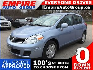 2012 NISSAN VERSA 1.8 S * POWER GROUP
