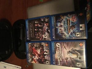 PS Vita Complete Package