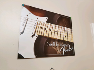Fender tin Picture!