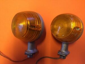 Rare Late 1960s Honda Turn Signals