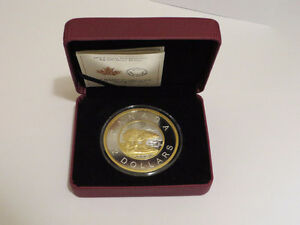 Canada RCM 2015 Big Coins Series $2 Polar Bear 5oz .999 silver