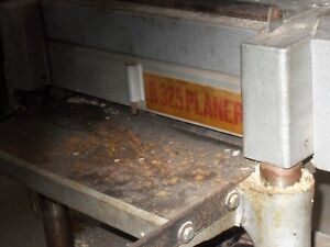 "16"" thickness planer Peterborough Peterborough Area image 2"