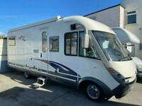 Carthago Chic I 51 KRH (Iveco) 4 berth with garage DIESEL AUTOMATIC 2010/60