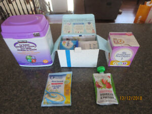 Free baby products