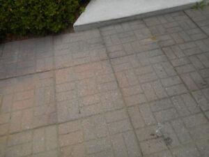 Used Patio Stones