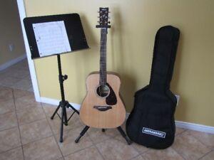 Guitare Yamaha neuve