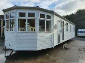 Static caravan Abi Moderna 37x12 3bed DG/CH. free UK delivery