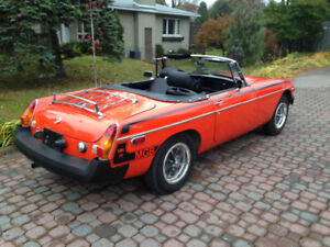 Mgb Mark IV  1980